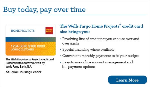 Home Improvement Financing