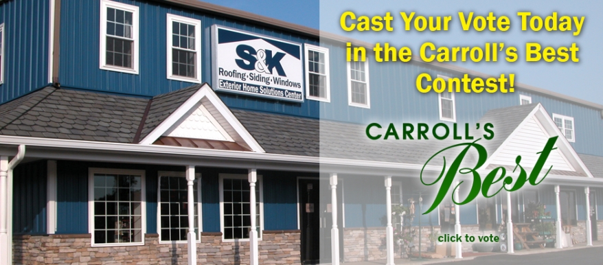 Vote for Carroll's Best 2019